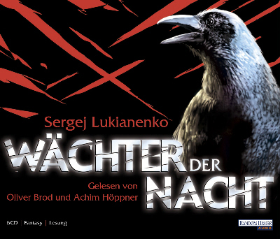 Wächter Der Nacht Buch