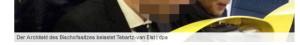 Wundervolle Bildunterschrift in der HuffPo zum Ryanair-Schnappschuss -