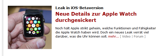 Screenshot Spiegel Online 14.1.2015